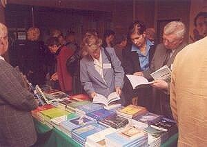 Konferencji towarzyszyła wystawa publikacji pracowników Instytutu Filologii Romańskiej