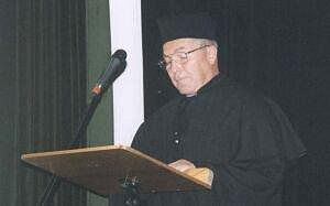 Wykład inauguracyjny, zatytułowany: Pięćdziesiąt lat DNA wygłosił prof. dr hab. Antoni Kuśka