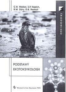 Podstawy ekotoksykologii - okładka