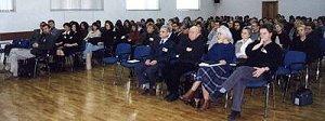 Egzystencjalne obrady zgromadziły w cieszyńskiej sali konferencyjnej publiczność ciekawą i kompetentną