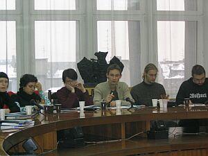 Studencka konferencja odbyła się w ramach międzynarodowego projektu na Wydziale Filologicznym UŚ.