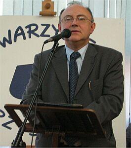 Prof. dr hab. Marek J. Lubelski