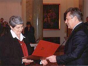 prof. dr hab. Krystyna Turek