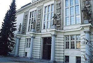 Dom kultury im. Petra Bezrucza w Opawie