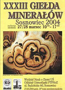 XXXII Giełda Minerałów