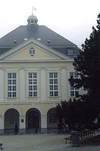 Rektorat Ślezskiej Univerzity w Opawie