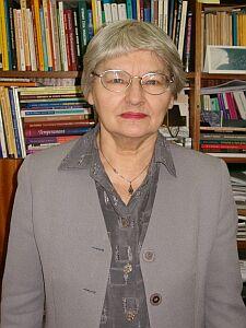 Prof. dr hab. Zofia Ratajczak