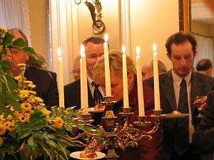 Spotkanie w foyer Filharmonii Śląskiej