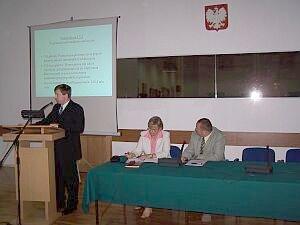 Arkadiusz Skowroński, Kierownik Referatu Strategii UM w Cieszynie