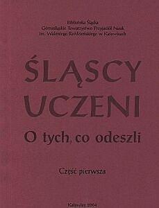 Śląscy Uczeni