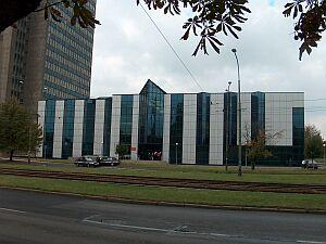 Nowo otwarta Międzywydziałowa Aula oraz Centrum Konferencyjne przy Wydziale Nauk o Ziemi w Sosnowcu