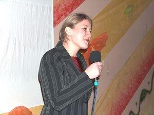 Katarzyna Ramut - obecna szefowa radia Egida