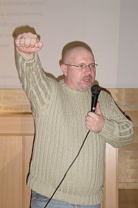 Dariusz Pietrek, pracownik Śląskiego Centrum Informacji o Sektach i Nowych Ruchach Religijnych