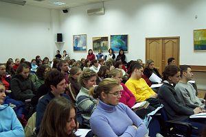 Spotkanie studentów z doradcą zawodowym