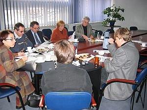Gospodarzem tego spotkania była Anna Wandzel. Następne odbędzie się w styczniu na Uniwersytecie im. Kardynała Stefana Wyszyńskiego w Warszawie
