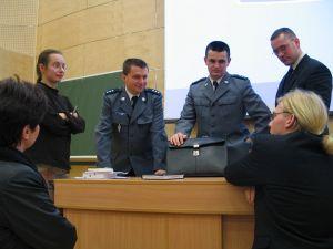 Spotkanie na Wydziale Prawa i Administracji UŚ