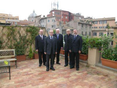 W siedzibie ambasady RP przy Stolicy Apostolskiej