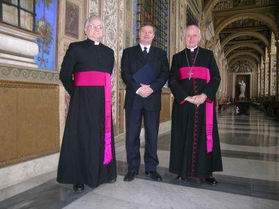 W Pałacu Apostolskim