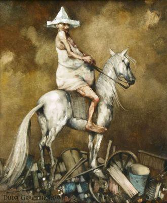 Obraz 1698, Motyw polski - oczekiwanie 2, 1994 r.