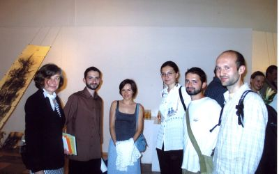 Wystawa rysunku, wrzesień 2004 r., Galeria