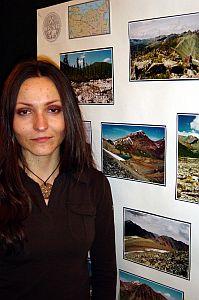 Magdalena Staniec - zwyciężczyni Konkursu Fotografii Podróżniczej