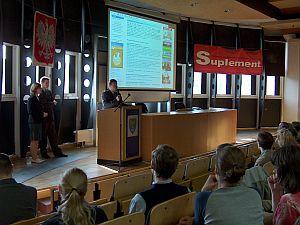 Oficjalne otwarcie I Studenckiego Festiwalu Nauki