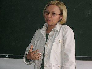 Karolina Kapołka przedstawiła sylwetkę Michela Tremblay
