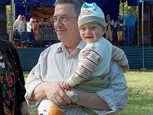 Na Majówkę przybyli pracownicy Uniwersytetu Śląskiego z całymi rodzinami