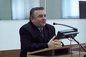 wystąpienie ks. biskupa Władysława Wolnego, przewodniczącego czeskiej Rady Ekumenicznej