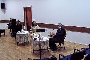 prof. Emil Orzechowski, Barbara Szotek-Stonawski, adi. Agata Adamczyk