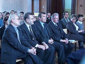 Na finał IX Konkursu Wiedzy Technicznej przybyli licznie zaproszeni goście