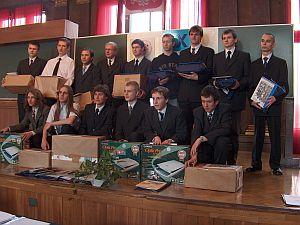 Najlepsi z najlepszych, czyli zaszczytne grono laureatów IX Konkursu Wiedzy Technicznej