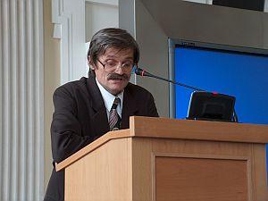 Prof. zw. dr hab. Idzi Panic (Wydział Nauk Społecznych)