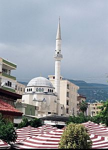 Meczet w Antali
