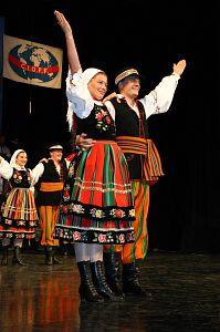 Zespół Pieśni i Tańca 'Kortowo' z Olsztyna