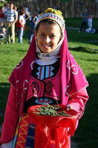 Przedstawicielka zespołu z Turcji