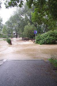 Rzeka Bobrówka