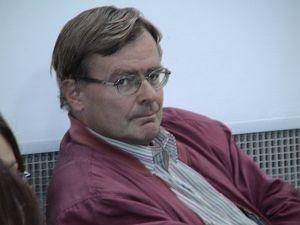 Holger Thors z Finlandii - Cudzoziemski Mistrz Języka Polskiego 2005
