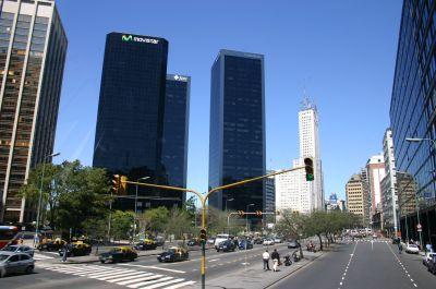 Retiro - nowoczesna dzielnica Buenos Aires