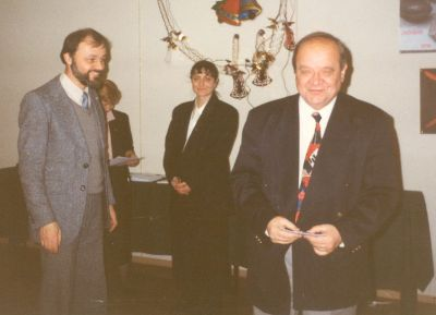 Stanisław Lizer uhonorowany medalem 'Solidarności'