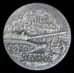 Medal upamiętniający opór 'Solidarności' w stanie wojennym