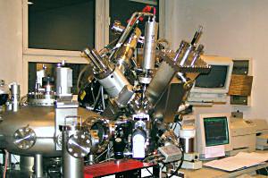 Wielofunkcyjny Spektrometr Elektronów PHI 5700/660 zainstalowany w Zakładzie Fizyki Ciała Stałego IF UŚ