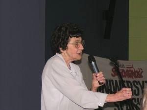 Swoją obecnością spotkanie zaszczyciła Pani Profesor Irena Bajerowa