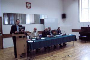 Wykład ks. dr. Tomasza Siudy z Uniwersytetu A. Mickiewicza w Poznaniu