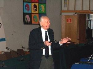 Profesor Andrzej Kajetan Wróblewski (Uniwersytet Warszawski)