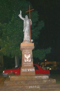 Pomnik ku czci Ojczyzny w Apostoles