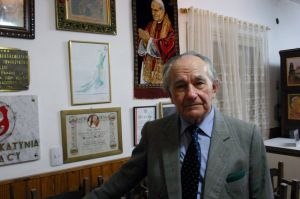 Czesław Wiecko - wieloletni działacz Stowarzyszenia Polskiego w Rosario