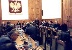Obrady plenarne RGSW