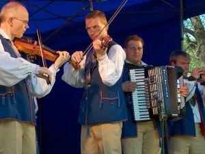 Od lewej: Marek Kowalski, Jerzy Szumski, Sylwester Targosz-Szalonek, Szymon Wieczorkowski