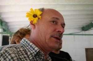 Szef kapeli - Jerzy Cyprys zawsze w romantycznym nastroju